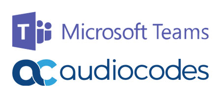 Microsoft Teams + AudioCodes